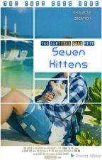 Seven Kittens ◍ BTS by -lilacxx