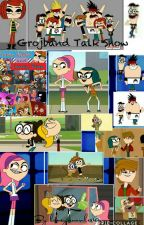 Grojband Talk Show by emiliaisthename