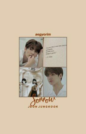 © Sorrow || j.jungkook by aegyorim