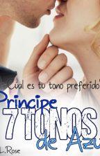 Príncipe 7 tonos de azul (Editando) by LuiLRosa