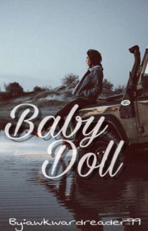 Baby doll//Bellamy Blake by Awkwardreader99