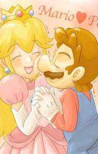 Mario x Peach (devuelta al reino) by MinaraiJohn