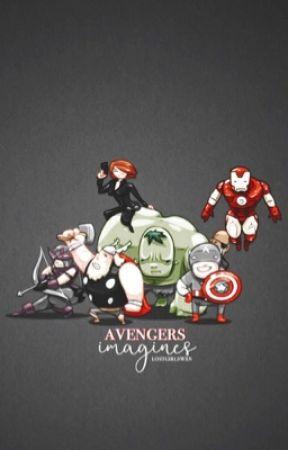 Tony Stark imagines by lostgirlswxn
