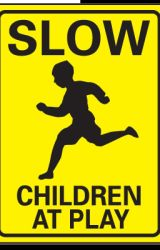 Caution Children at Play by reader_love_99