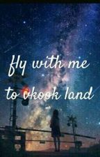 Fly With Me to Vkook Land  by d2ania