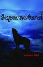 《Supernatural》*Book 2* by booksnanxy