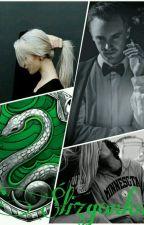 Ślizgonka || Draco Malfoy by Persefonka