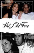 Hot Like Fire (Book 4) by NewStarBee