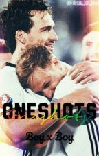 Fußball Oneshots (Boy x Boy) by Storia_del_mondo