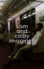 Sam and Colby Imagines by strangerherron