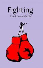 Fighting. by DarknessLifeSht