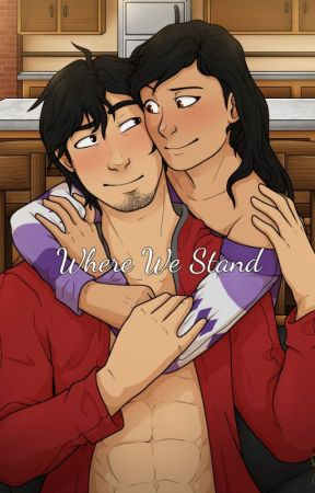 Where We Stand ~aarmau fanfic~ by CrystalXStudios