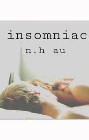 Insomniac || Niall Horan [AU] by katieheenan