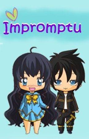 Impromptu (One-shot story) by blueribbon123