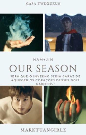our season; namjin  ✩⋆。˚