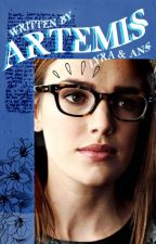 ARTEMIS ➝ HARRY POTTER SERIES by lyrabarnes
