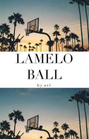 LaMelo Ball - By Ari by basketballangel