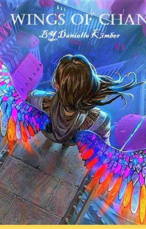 Wings of Change by DanielleKimber