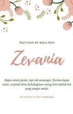 Zevania - MHA by ayrindi