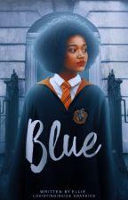 Blue ━ Hermione Granger by casuaIIy