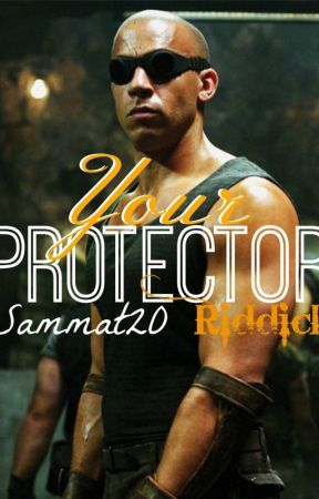 Your Protector by sammat20