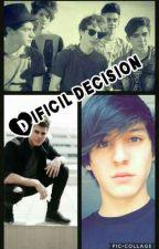 Difícil decisión (CD9,CNCO y tu)   by alejm1224