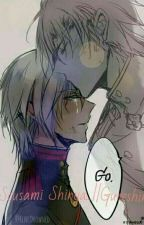 Scusami Shinya...//Gureshin by RebbiDrowned