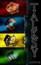 Talksy |Harry Potter by Aryshta