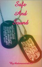 Safe and sound(Emison AU) by thatoneweirdo43