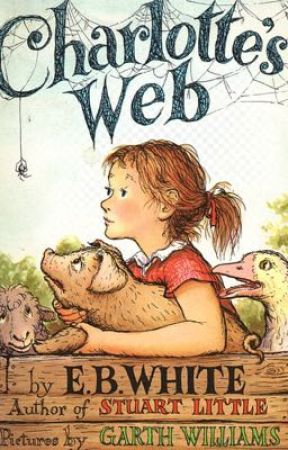 Charlotte's Web (original story by E.B White  by Caroline_Howe