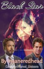 Black Star (Avengers/GOTG - Peter Quill's sister - Banner and Stark) by insaneredhead