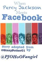 When Percy Jackson Meets Facebook by type_written_dreams