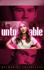 Untouchable ▸ Teen Wolf [1] by spiderlingo