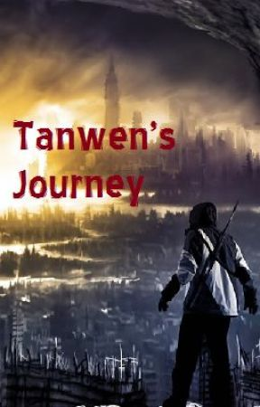 Tanwen's Journey. by VampireNerdlol