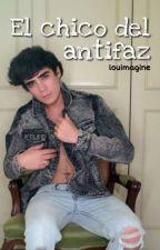 El Chico Del Antifaz (Jalonso)  by AlonPecos0