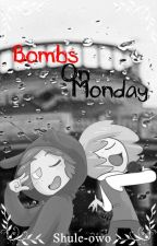 ~ Bombs on Monday ~ Spring x Golden #FNAFHS by Shule-owo