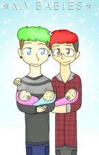 My Babies (Sequel to My Pregnancy) by Jacksepticeyefan530