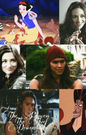 The Princess And The Theif 》descendants {jay} - 16》Coronation
