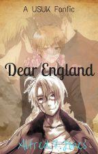 Dear England {USUK} by -_AlfredFJones_-