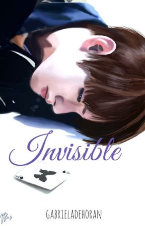 Invisible (Kim Taehyung y tú) by GabrieladeHoran