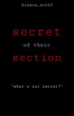 Secret of there Section(ON-GOING) by Bianca_ace15