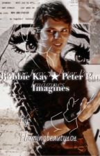 ✨Robbie kay and Peter pan ouat imagines✨(Requests open) by flamingbeauty101