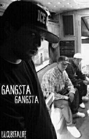 Gangsta Gangsta  by Lilcubefalife