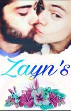 Zayn's  by Katty_Malik