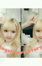 Angel love strory by gags_yerin
