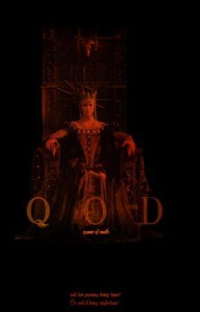 Queen of Death by shadowsdespair