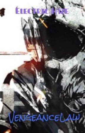 Metal Gear Solid: Electric Haze by VengeanceLaw