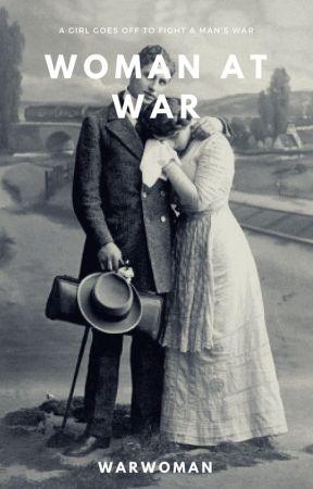 Woman at War by WarWoman