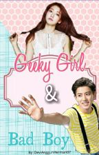 Geeky Girl & Bad Boy (Park Shin Hye & Park Chanyeol) by DeviAnggunHerman07