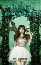 The Long Lost Legendary Princess  by _zzxjxzz_